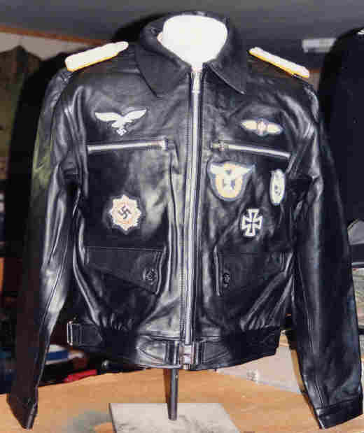 Leather Jackets of The Third Reich