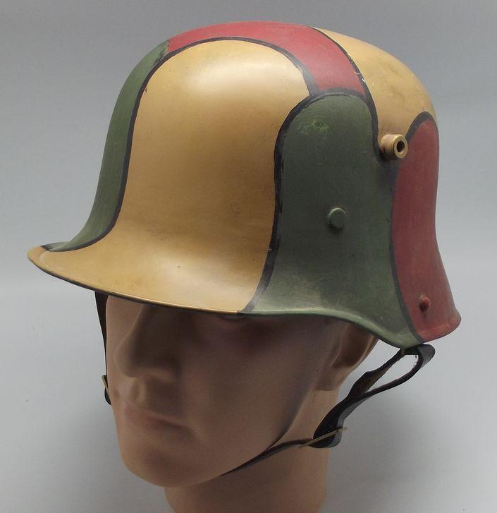 wwi helmet paint images