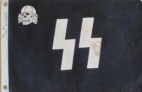original ss flag